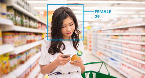 人工智能帮助提高实体店销售额