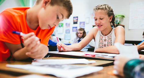 Strategic use of interim assessment data helps student achievement in New Mexico