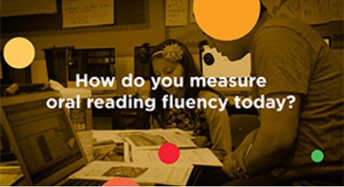 MAP Reading Fluency