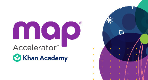 MAP Accelerator Professional Learning Fact Sheet