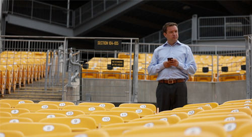 Putting the fan experience first with Windstream Enterprise: Pittsburgh Steelers