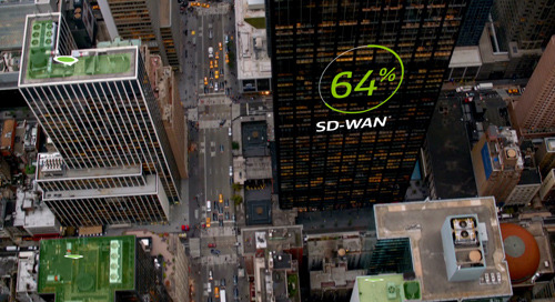 Evolve your network performance with SD-WAN
