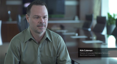 Benchmark Video Testimonial: Guest Experience with a Windstream Enterprise Hospitality Solution