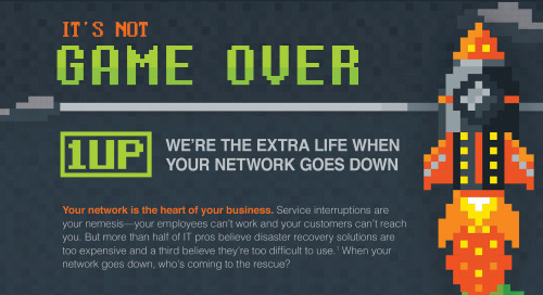 [Infographic] It's not game over