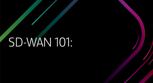 [Infographic] SD-WAN 101: The basics