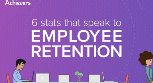 6 Stats That Speak To Employee Retention