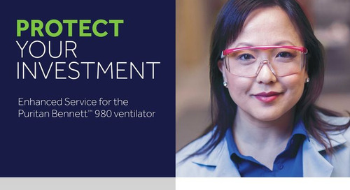 Info Sheet: Enhanced Service for the Puritan Bennett™ 980 Ventilator