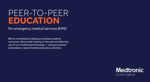 Peer-to-Peer Education for Emergency Medical Services (EMS)