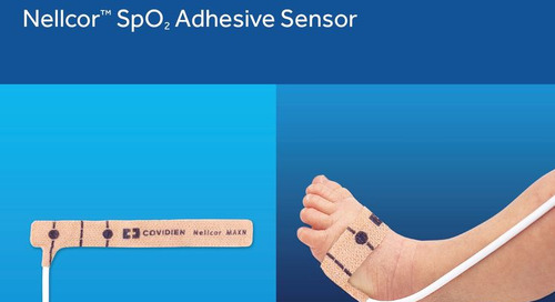 Application Guide: MAXN Neonatal Adhesive Sensor