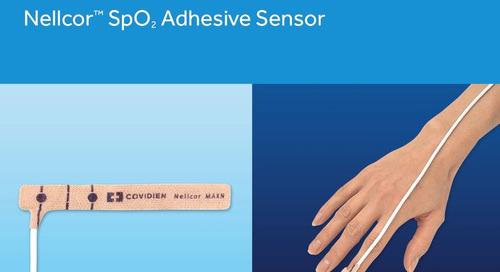 Application Guide: MAXN Adult Adhesive Sensor