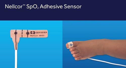Application Guide: MAXI Adhesive Sensor