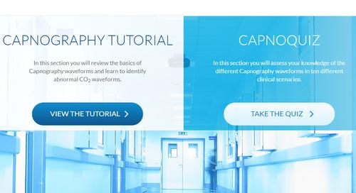 Capnography Waveform Tutorial and Quiz