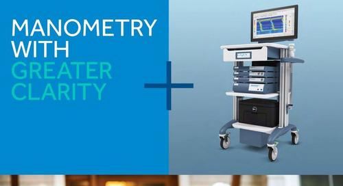 ManoScan™ Esophageal Manometry System Brochure