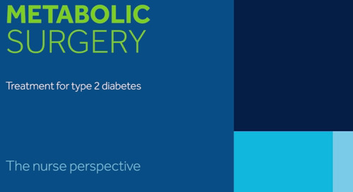 Metabolic Surgery: Treatment for Type II Diabetes