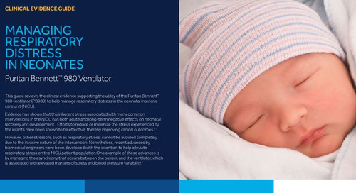 Clinical Evidence: Managing Respiratory Distress in Neonates