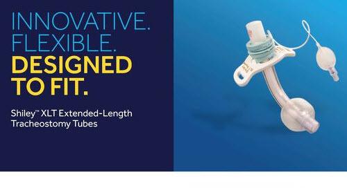 Brochure: Shiley™ XLT Extended-Length Tracheostomy Tubes