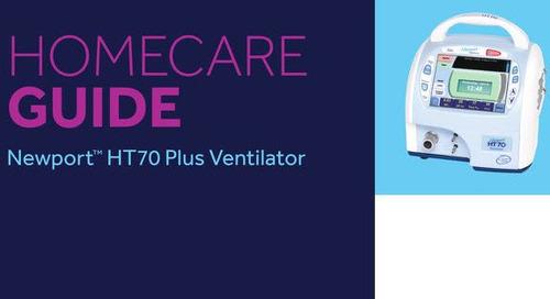 Homecare Guide: Newport™ HT70 Plus Ventilator