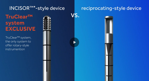The TruClear INCISOR™* Device Animation Video [Watch Now]
