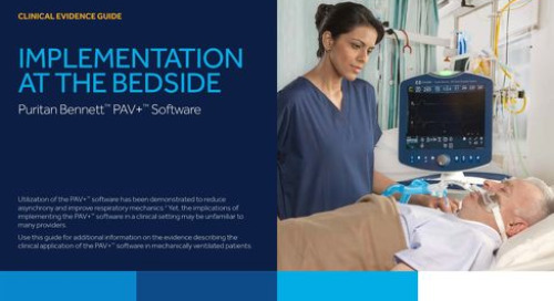 Clinical Evidence Guide: Implementation at the Bedside