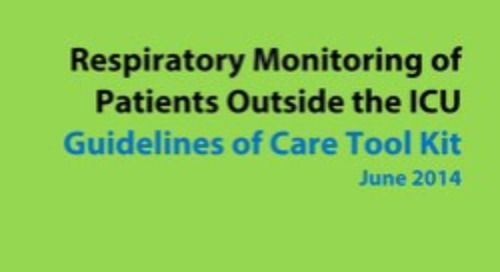 San Diego Patient Safety Council Capnography Use Protocol