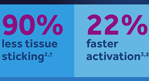 Infographic: LigaSure Impact™ vs. Enseal X1