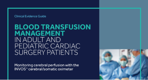 Clinical Evidence Guide: Blood Transfusion Management