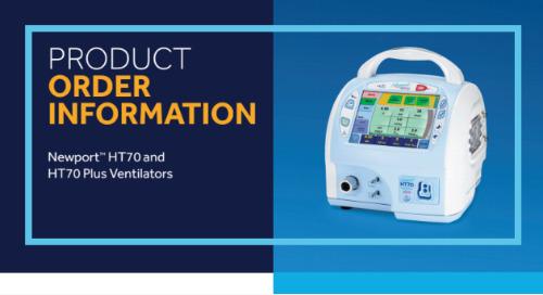 Accessories for Newport™ HT70 and HT70 Plus Ventilators