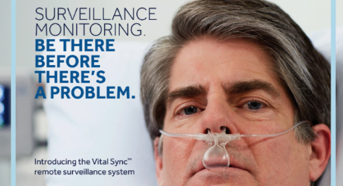 Introducing the Vital Sync™ Remote Surveillance System