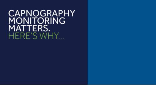 Capnography Monitoring Patient Brochure