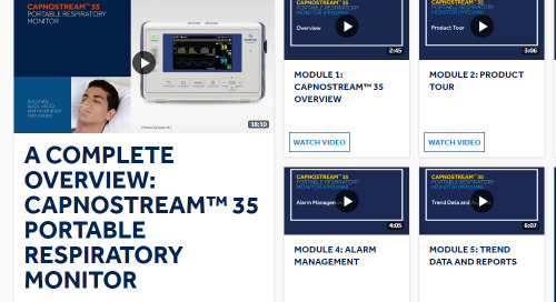 Portable Respiratory Monitor Training Videos