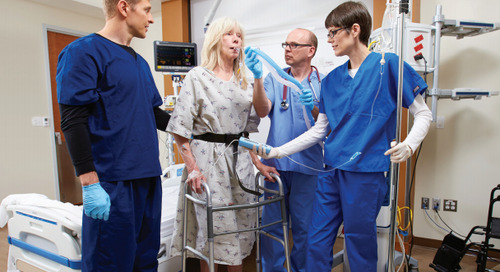 Is Staffing a Barrier to Early Mobility in the ICU?