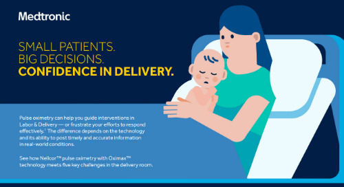 Infographic: Nellcor ™ Pulse Oximetry System for Neonatal Patients