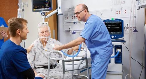 Six Respiratory Ventilators for Critical Care