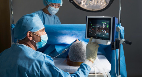 Monitoring Cardiac Surgical Patients with the INVOS™ Cerebral Oximetry System