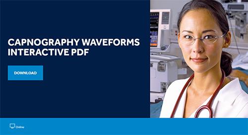 Interactive PDF: Capnography Waveforms