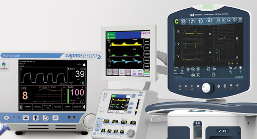 Product Manuals for Patient Monitoring & Respiratory Equipment