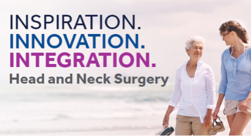 Brochure: Head and Neck Surgery Solutions