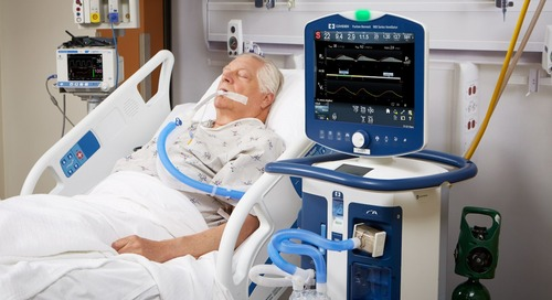 Using Capnography Monitoring to Help Manage COVID-19 Patients