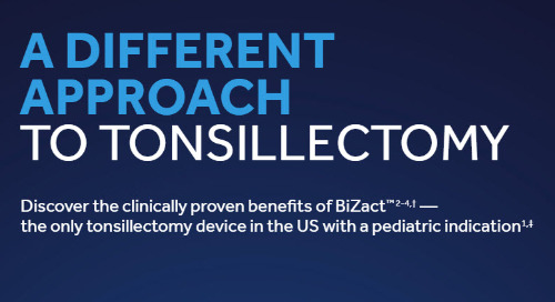 BiZact™ Tonsillectomy Device Value Analysis Brief