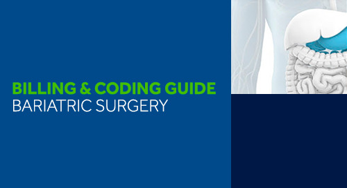 Coding Guide: Bariatric Surgery Medicare Reimbursement