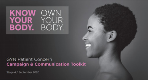 GYN Patient Campaign Tool Kit - All Templates