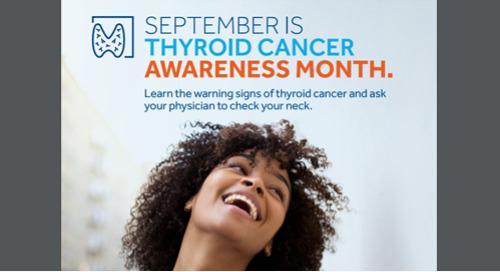Help Build Awareness of Thyroid Cancer