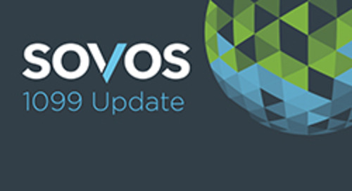 1099 Updates: April 1- April 15