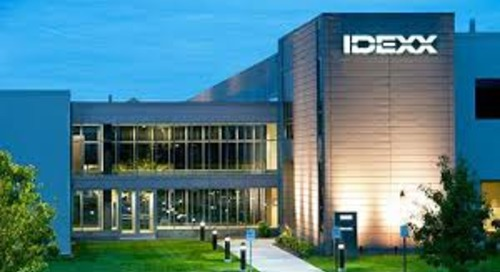 IDEXX saves $150k per month with Sovos solution