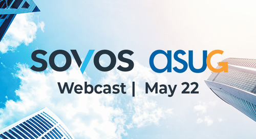 ASUG Joins Sovos to Reveal Procure-to-Pay Tax Compliance Survey Insights
