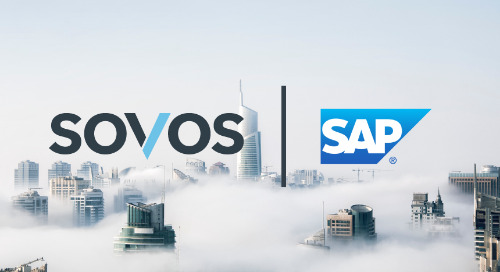 Sovos Opens SAP S/4HANA Cloud Early Adopter Program, Announces Support for S/4HANA