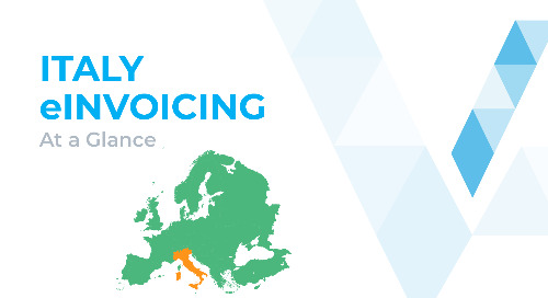 Infographic: Italy eInvoicing at a Glance