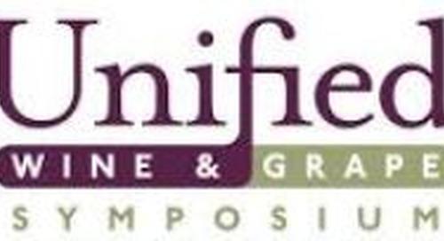 UNIFIED Wine & Grape Symposium | Jan 29-31 | Sacramento, CA
