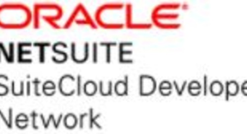 SuiteCloud Developer Network Partner Roadshow | Sep 10-13 | Austin, Chicago, Toronto