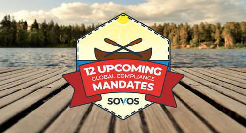 Summer Webinar Series: 12 Upcoming Global Mandates